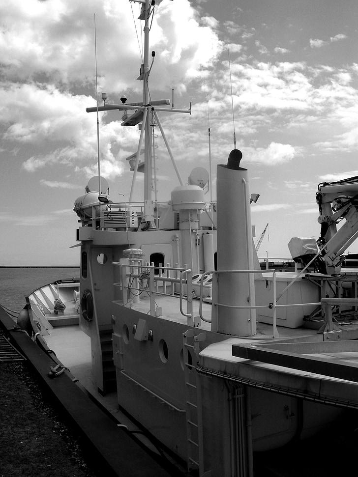 båt, motoryacht, Yacht, havet, vatten, motor, Ocean