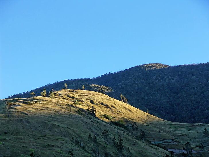 dağlar, Güneş, Jamaika, Blue Dağları, Sunbeam, Yaz, Yeşil