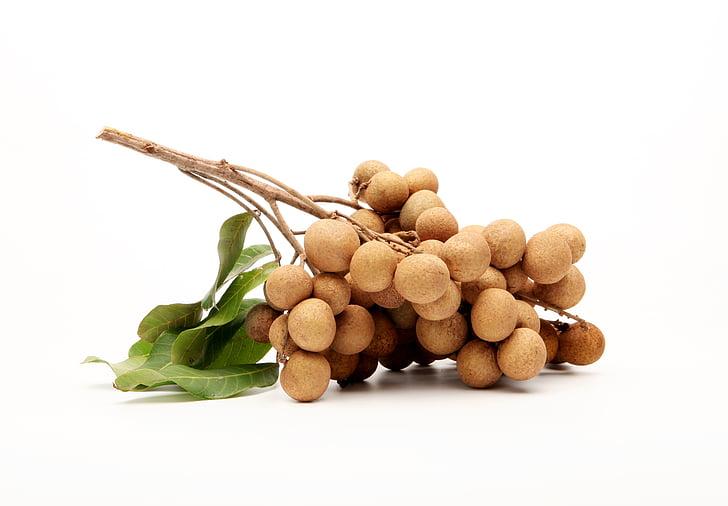 longan, trái cây, tươi, Thái Lan, hữu cơ, ngon, thực vật