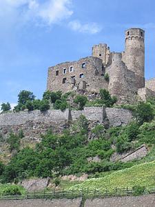 Замок, руїни, Німеччина, Визначні пам'ятки, введення, притягнення туриста
