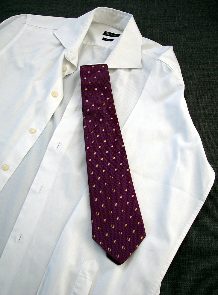 clothes, tie, clothing, shirt