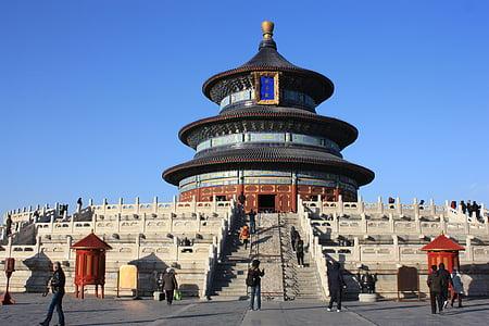 đền thờ của Thiên đàng, Bắc Kinh, Trung Quốc, UNESCO, địa điểm tham quan