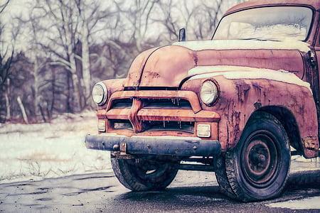 oldtimer, car, vintage, vehicle, transportation, classic, automobile