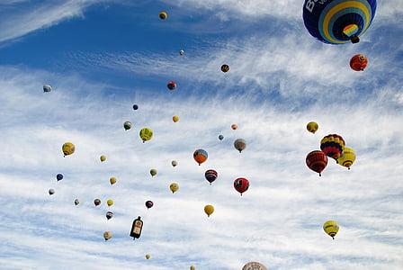 globus aerostàtic, globus, cel, vol en globus, cremador, excursions amb globus aerostàtic, Inici