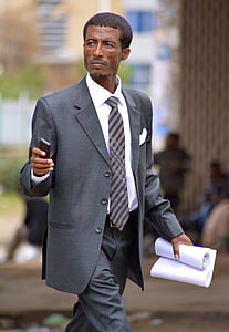 african, business, man, black, male, business men, handsome