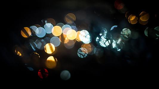 night view, landscape, lighting, republic of korea, night, city, light