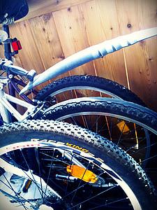 bicikl, brdski bicikl, sportski, kolo, biciklizam, kotači, bicikli