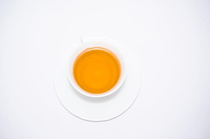 čaj, piće, šalica za čaj, opuštanje, piće, kup, bijeli