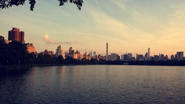 central park, new york, new york city, new york city wallpaper, skyscraper, architecture, building exterior