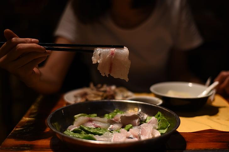 Restaurant, sopar, gurmet