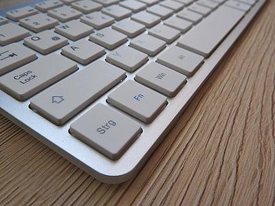 keyboard, desk, workplace, computer keyboard