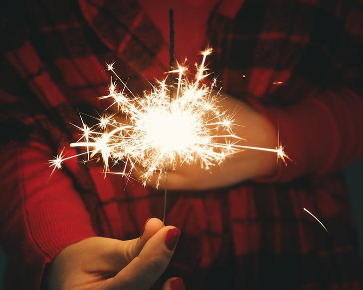 ere, tähistada, pidu, tume, energia, Festival, käed
