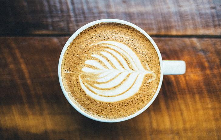 Barista, kohvik, cappuccino, kohvi, Cup