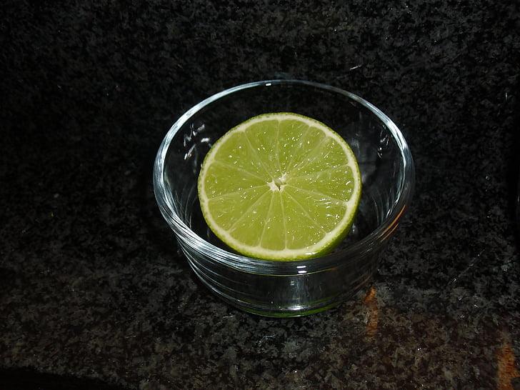 vapno, recept, voće, hrana, zelena, kisele, citrusa