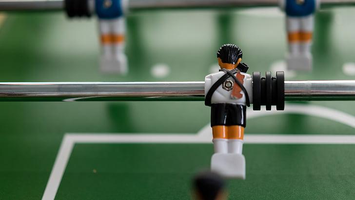 foosball, tabletop soccer, soccer, tabletop football, team, fix, repair