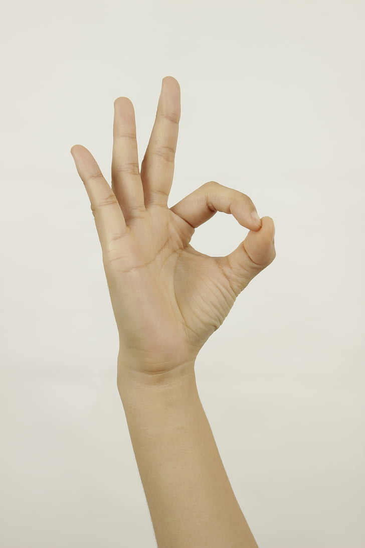 mà, dit, el gest, mà humana, fent un gest, dit humà, persones