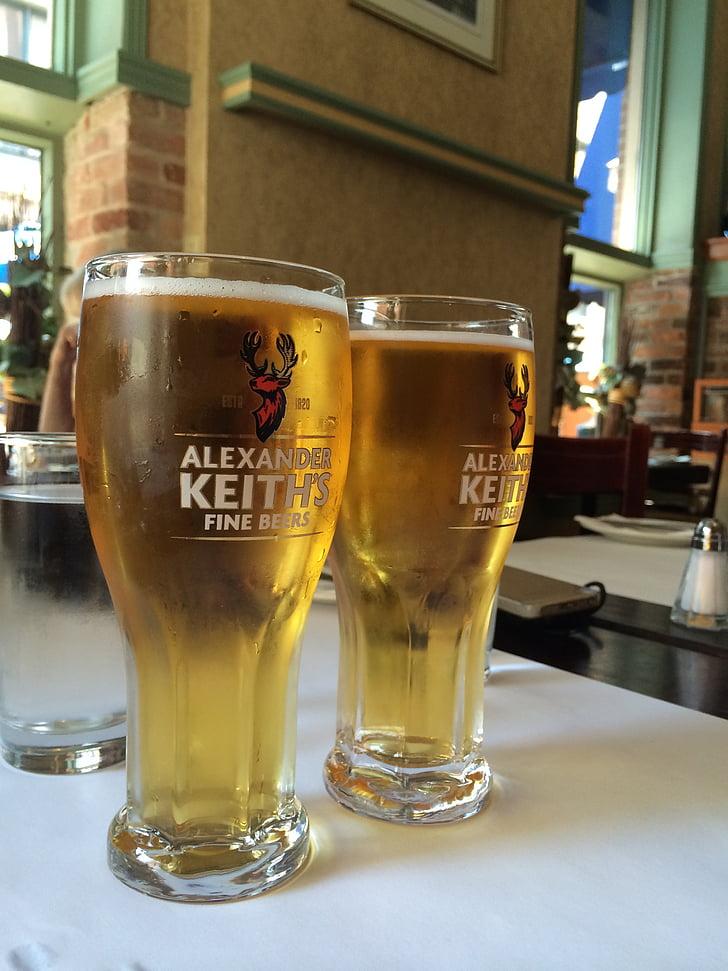 chopp, vaba aeg, õlu, Baar, alkoholi