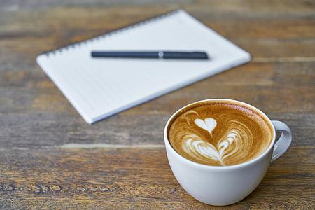 cafè, cafeïna, cafeteria, begudes, fotos, Copa, tassa de cafè