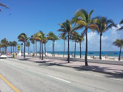 Miami, EUA, platja
