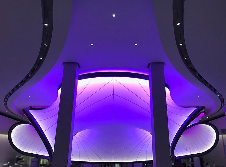 TEHNIKAMUUSEUM, valgus, paigaldus, London, muuseum, huvipakkuvad, kaasaegne