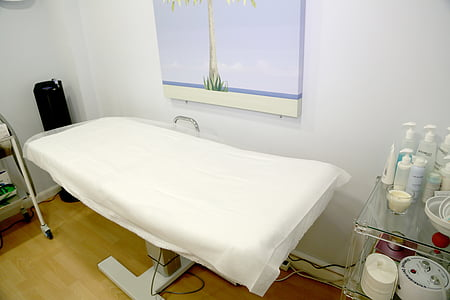 Llitera, consulta mèdica, diagnòstic, tractament, sala, Consulta, Oficina