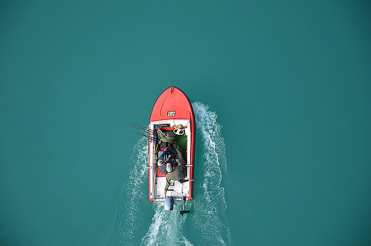 boat, fisherman, fishing, fishing vessel, motor boat, navigation, ocean