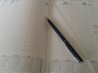 calendar, quotation, organizer, schedule, planning, writing, date