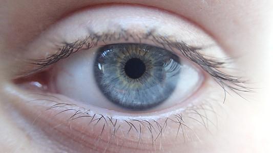 eye, blue eye, eyeball, pupil