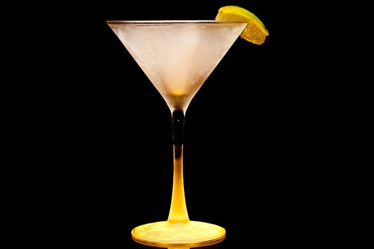 refrigerati martini, bicchiere da Martini, cocktail