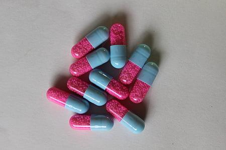 Medicīna, tabletes, uz veselību, narkotikas, kapsulas, veselības aprūpes un medicīnas, tabletes