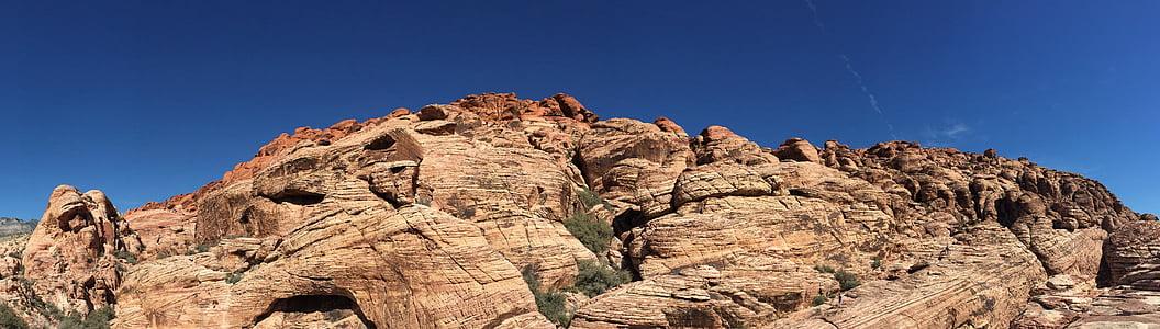 Estats Units Turisme, barranc de roca vermella, Parc Nacional, vermell, Roca