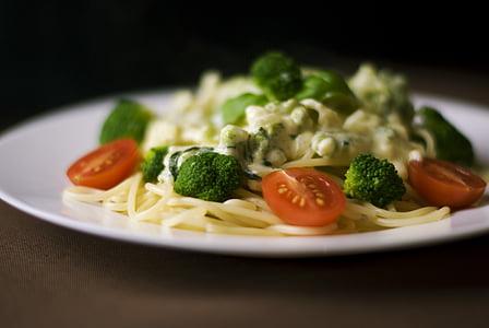bròquil, sopar, aliments, gurmet, Sa, cuina italiana, dinar
