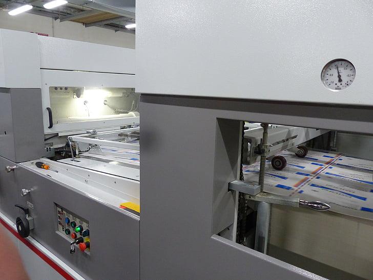 impressió, màquines d'impressió, fabricació, Heidelberg