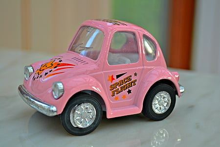 samochód, Samochodzik, miniaturowe, miniaturowy samochód, zabawki, małe, Model samochodu