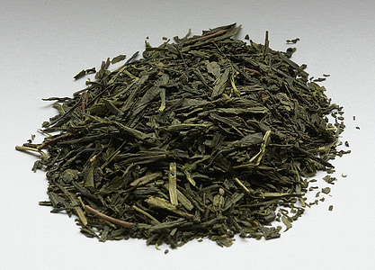 tee, green tea, tea leaves, herbs, herbal tea, food