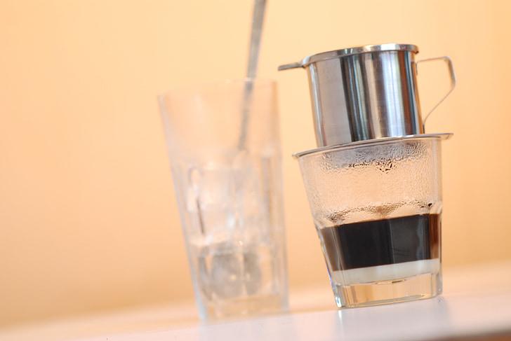 vietnamese iced coffee, iced coffee, coffee