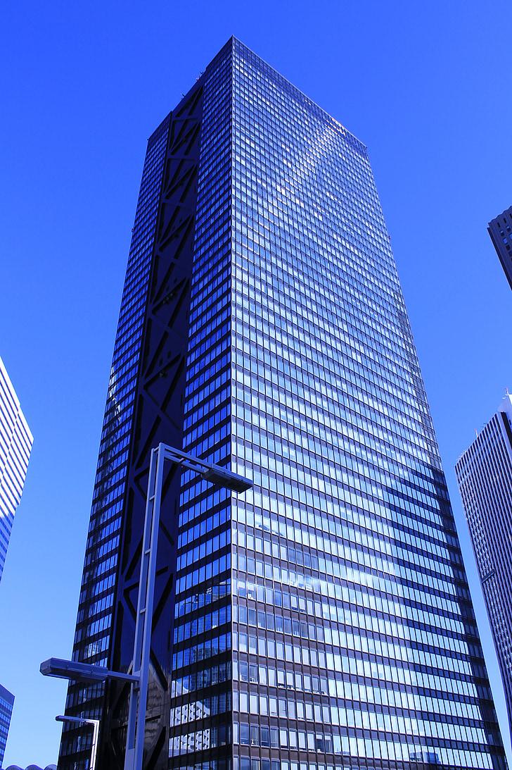 бил, работа, Бизнес, Япония, Shinjuku
