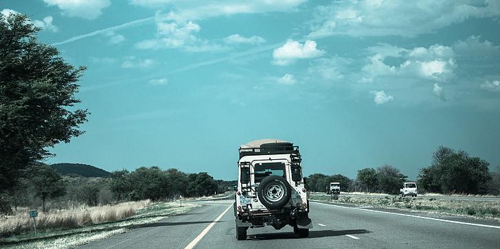 xe hơi, chuyến đi đường, đi du lịch, giao thông vận tải, xe, đường, chuyến đi