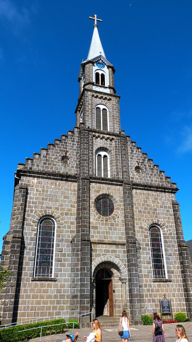 Cinamonas, katedra, bažnyčia, Brazilija