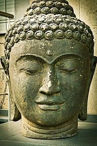 Buda, estàtua, escultura, Àsia, Art, budisme, religió