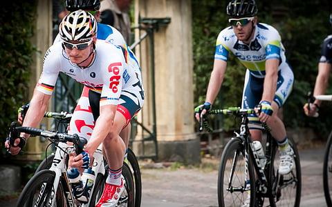 cestovni bicikl, biciklističke utrke, cestovni bicikli, sportski, biciklizam, visoke performanse sportski, Brzina