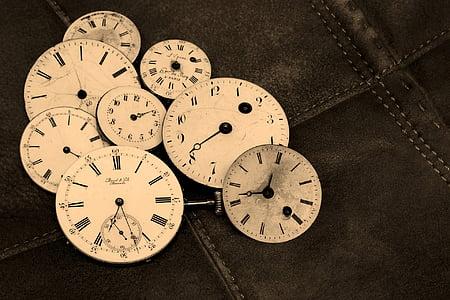kellad, vana, Antiik, mis aeg näitab, likvideerida, aeg, kella
