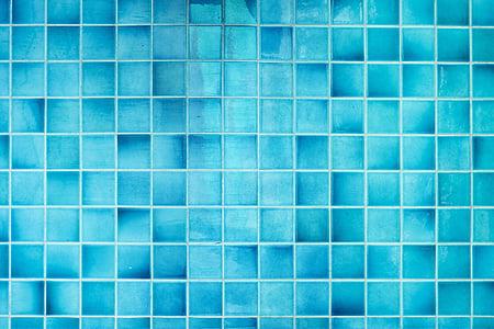 mozaico, azul, plano de fundo, fotos, Resumo, Cor, imagem de fundo