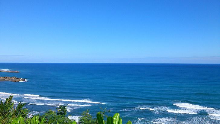 táj, a hullámok, Tajvan, kék nap, Horváth Ibolya, megtekintés, spray