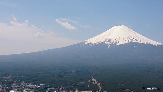 Mt fuji, muntanya, Patrimoni de la humanitat, paisatge