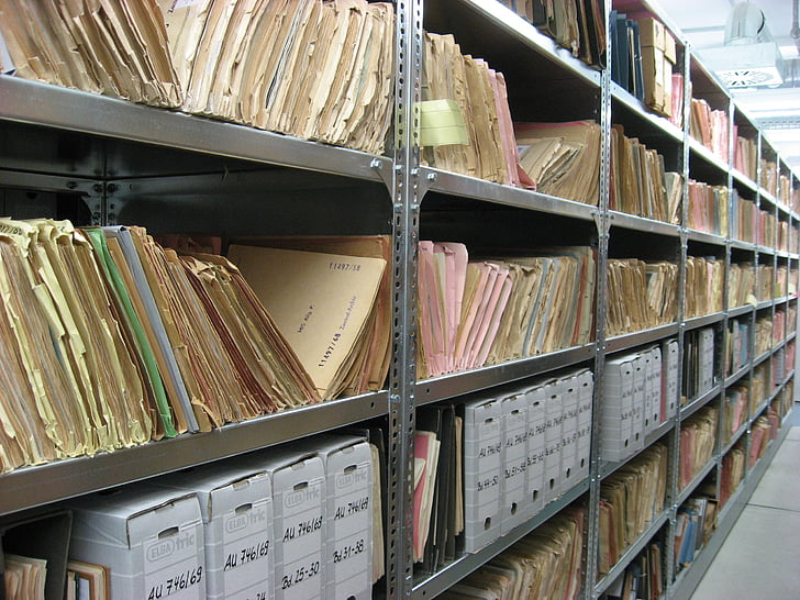 files, ddr, archive, library, book, shelf, bookshelf