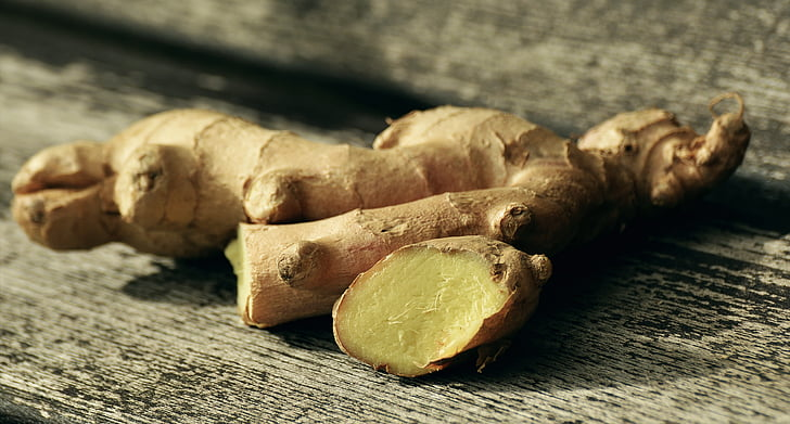 zázvor, Ingber, dreva, immerwurzel, koreň zázvoru, na zdravie, zdravé