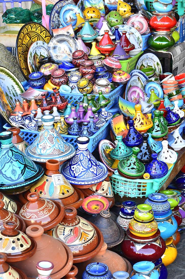 Tagine, Marrocos, Marraquexe, África, marroquino, culinária, Árabe