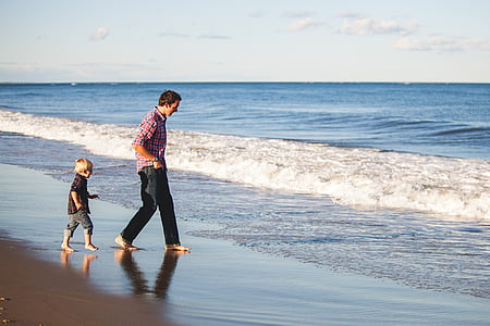 мне?, океан, воды, волны, Природа, песок, пляж