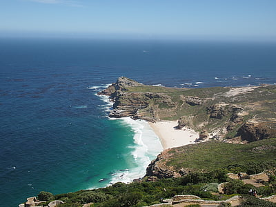 cape of good hope, cape town, south africa, sea, booked